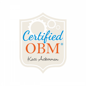 kaci ackerman certified online business manager